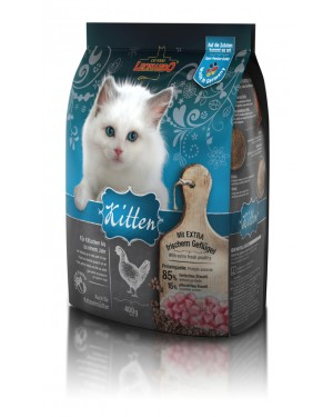 Comida para gatos hasta un año Leonardo Kitten