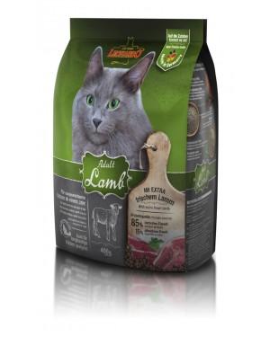 Comida para gatos a partir de un año Leonardo Adulto Cordero