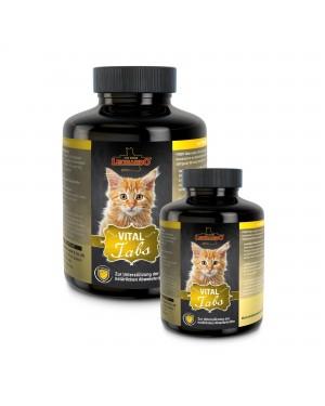 Ayuda sistema inmunológico gatos, Leonardo Vital Tab