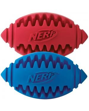 Nerf Dog Teether Pelota Rugby
