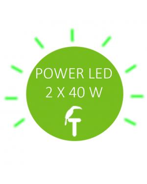 Acuario EHEIM Incpiria 400 LED