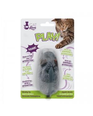 Cat love  raton vibrador