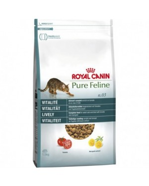 Royal Canin Pure Feline n.03 Vitalidad