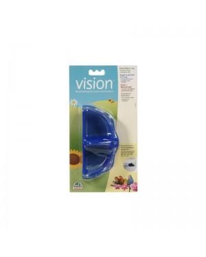 Vision tazas para semilla/agua