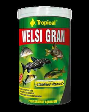 Tropical Welsi Gran Alimento Granulado Corydora